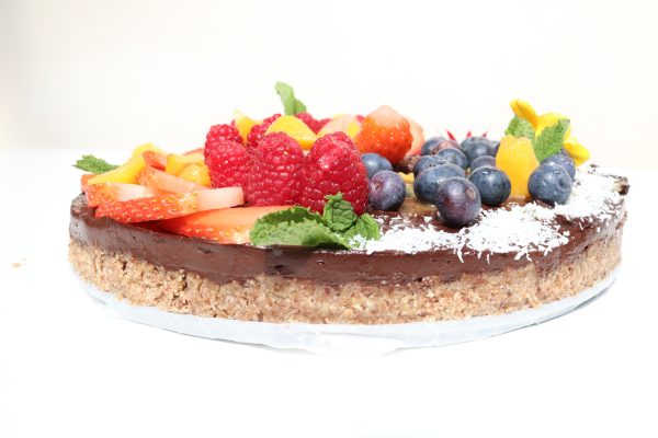 you could try this raw vegan cake