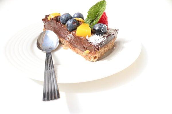amazing raw chocolate cake